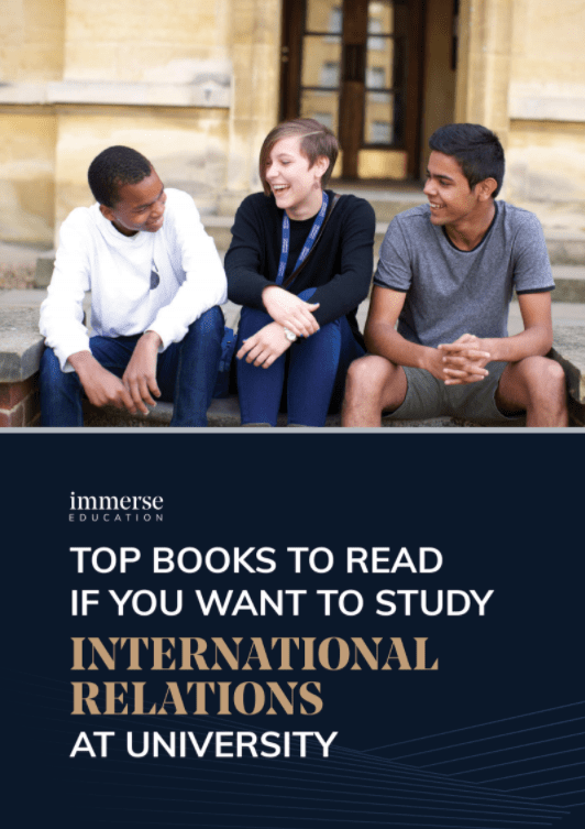 International Relations Top Books Guide