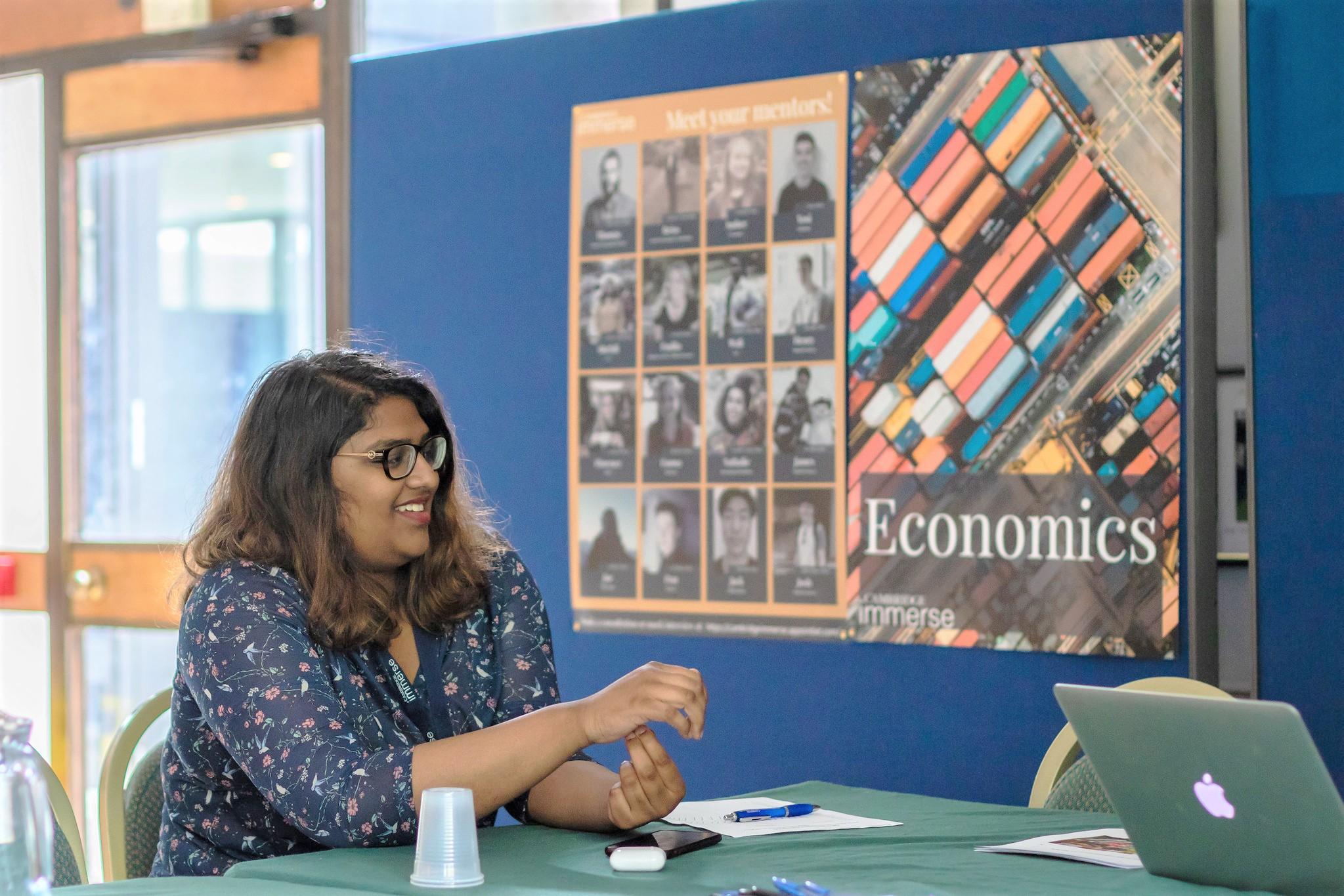 Economics Summer School in Cambridge