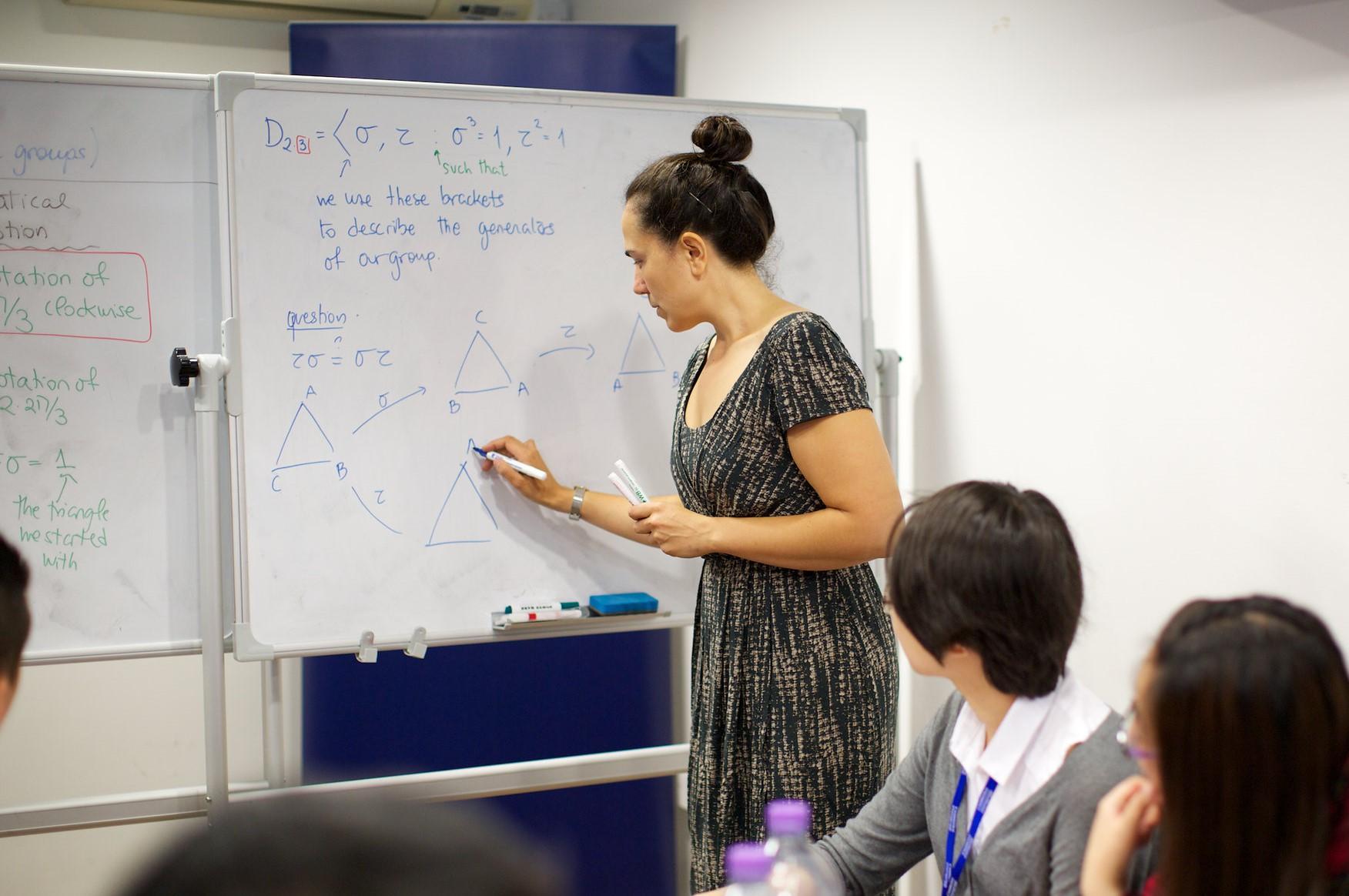 Mathematics Summer Programme in Cambridge