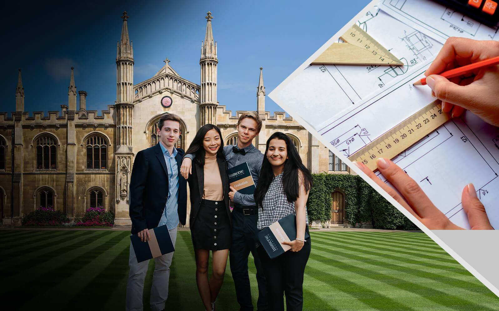Cambridge Architecture Summer Program for Ages 13-15
