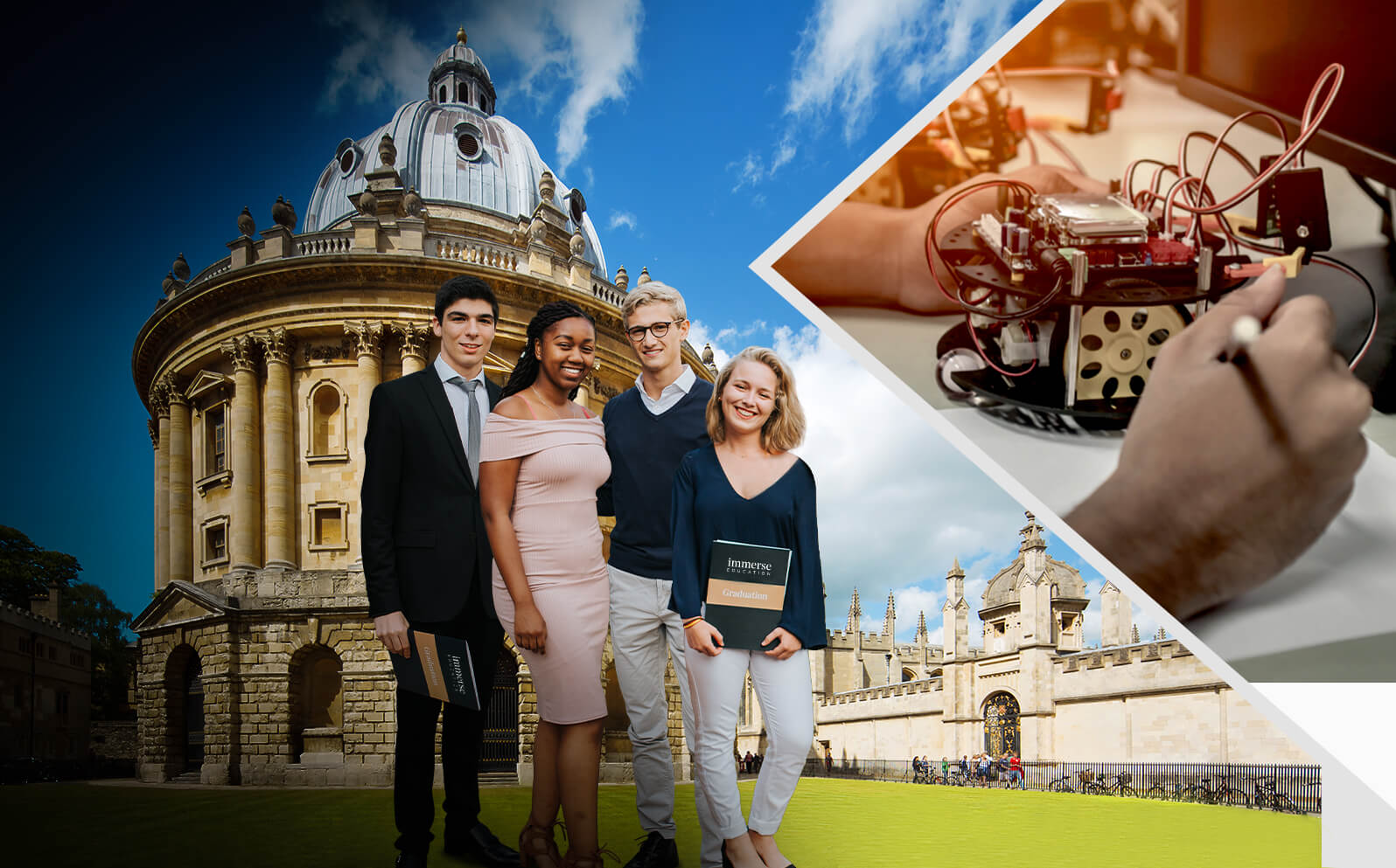 Oxford Engineering Summer Program for Ages 16-18