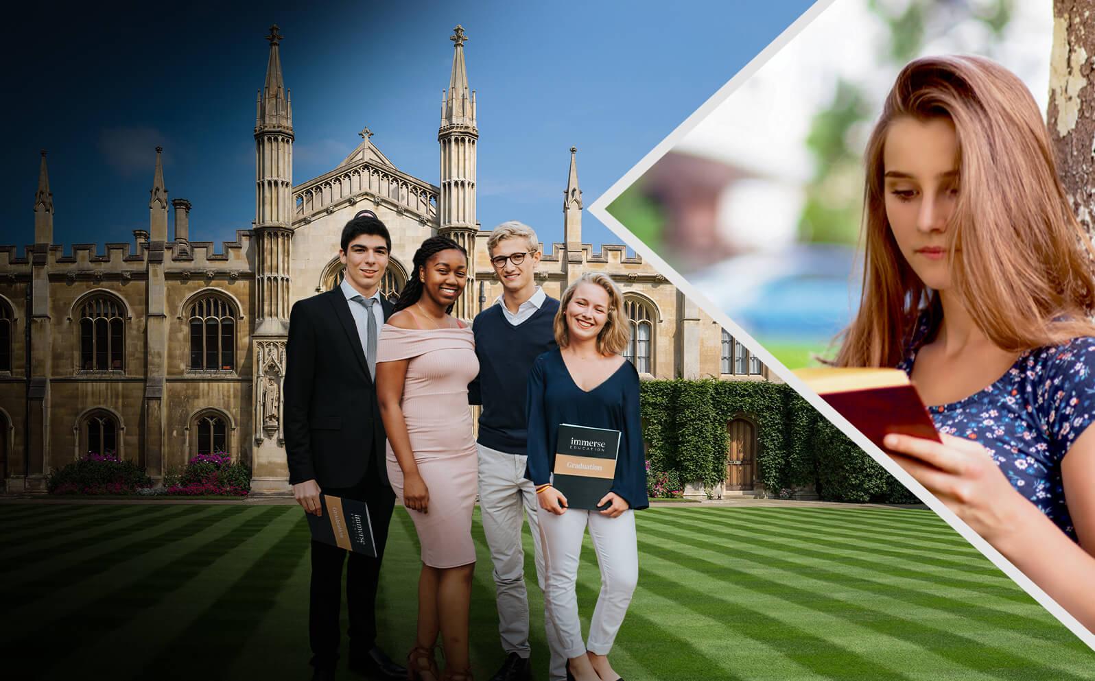 Cambridge English Literature Summer Program for Ages 16-18