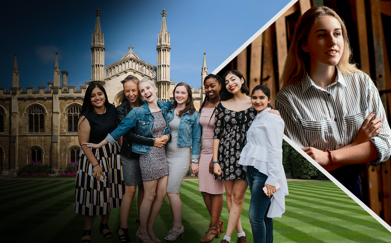Cambridge Female Future Leaders Summer Program for Ages 16-18