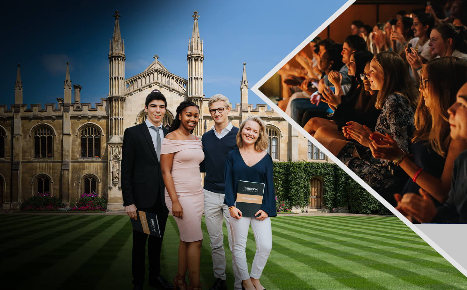 Cambridge Global Symposium Summer Program for Ages 16-18