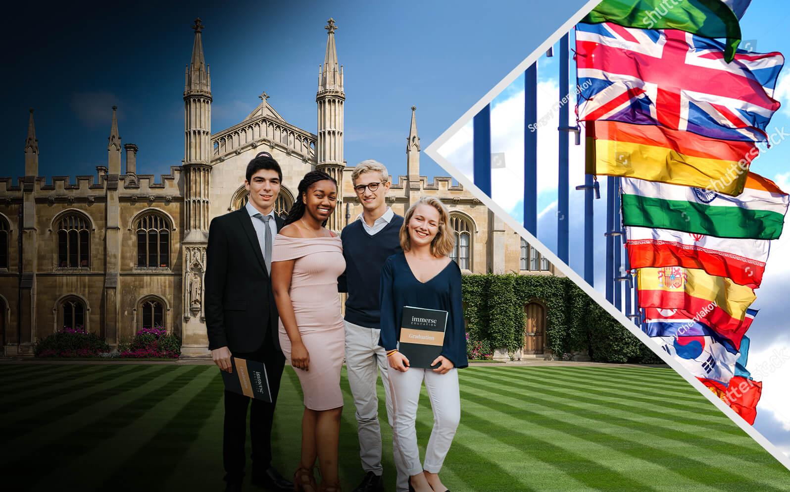 Cambridge International Relations Summer Program for Ages 16-18