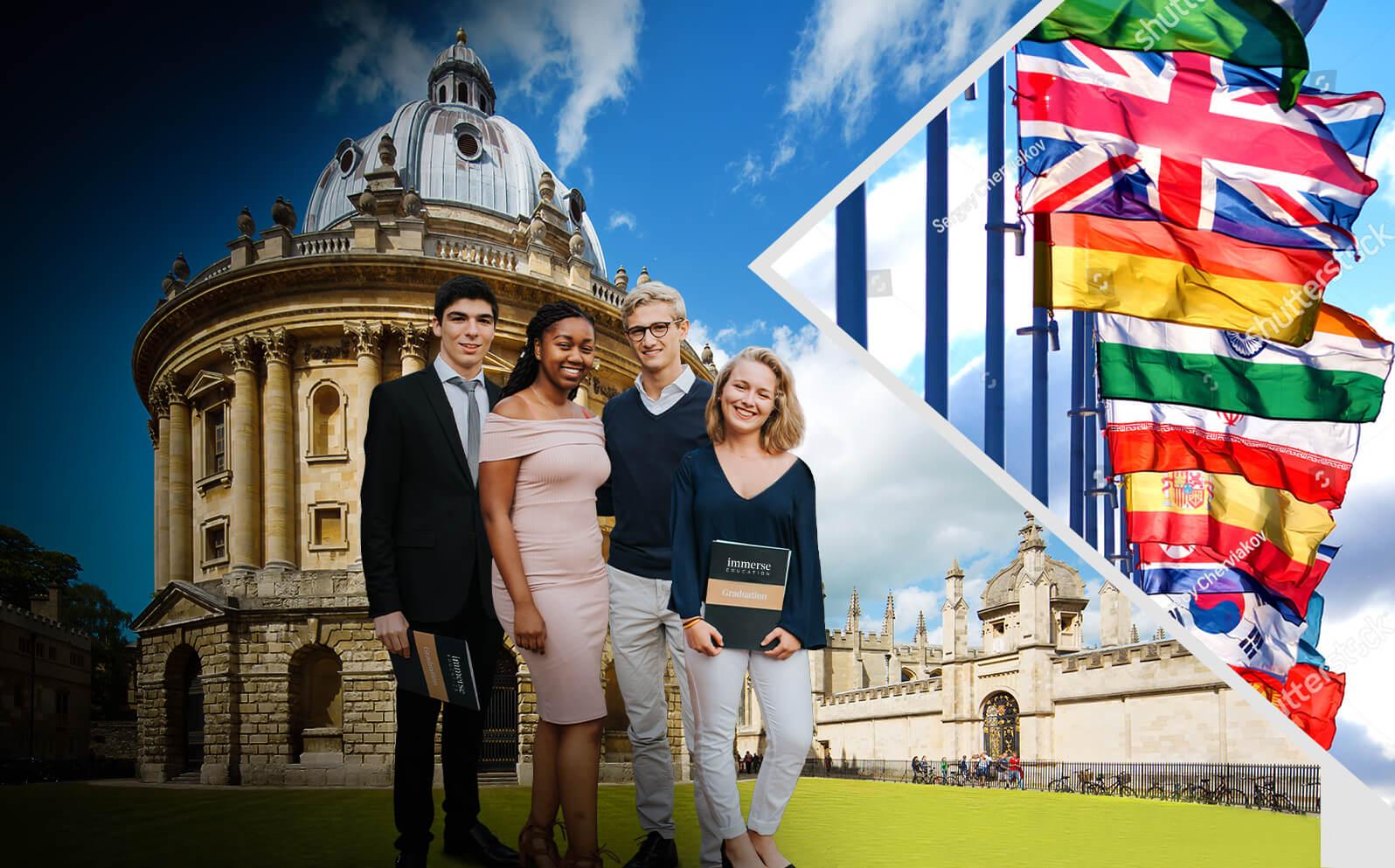 Oxford International Relations Summer Program for Ages 16-18