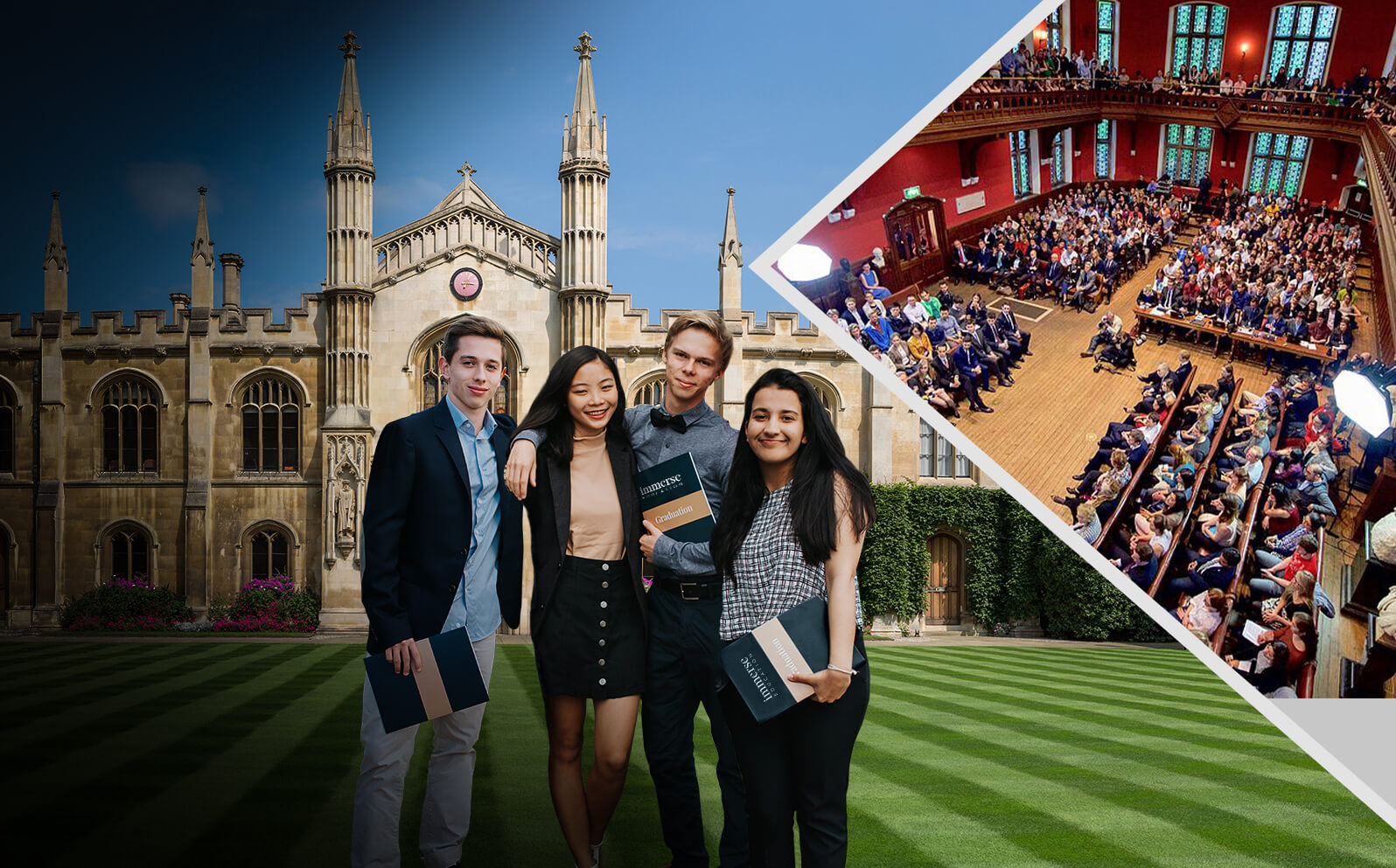 Cambridge Law Summer Program for Ages 13-15