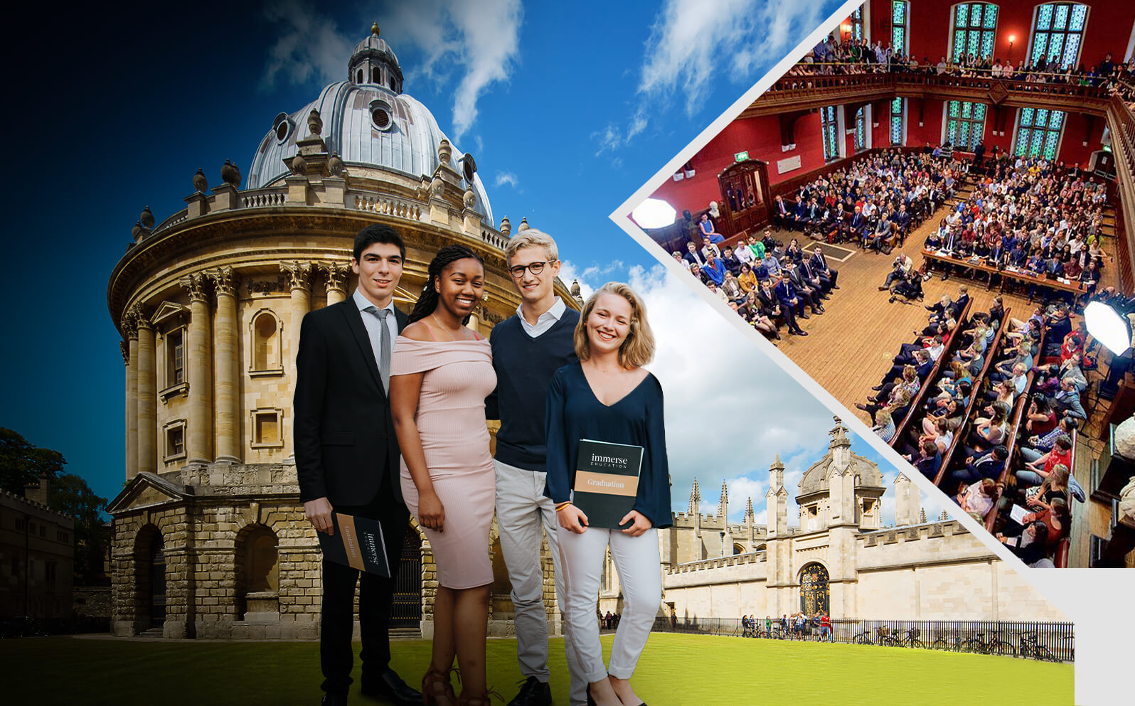 Oxford Law Summer Program for Ages 16-18