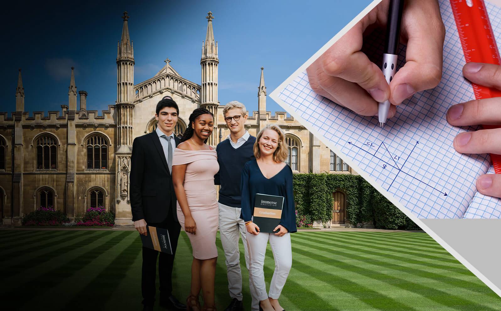 Cambridge Mathematics Summer Program for Ages 16-18
