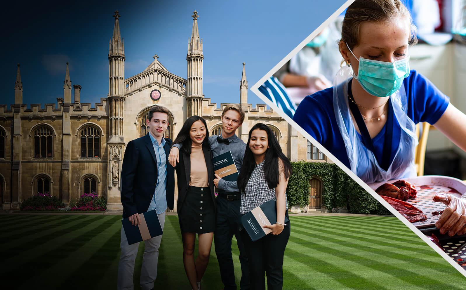Cambridge Medicine Summer Program for Ages 13-15