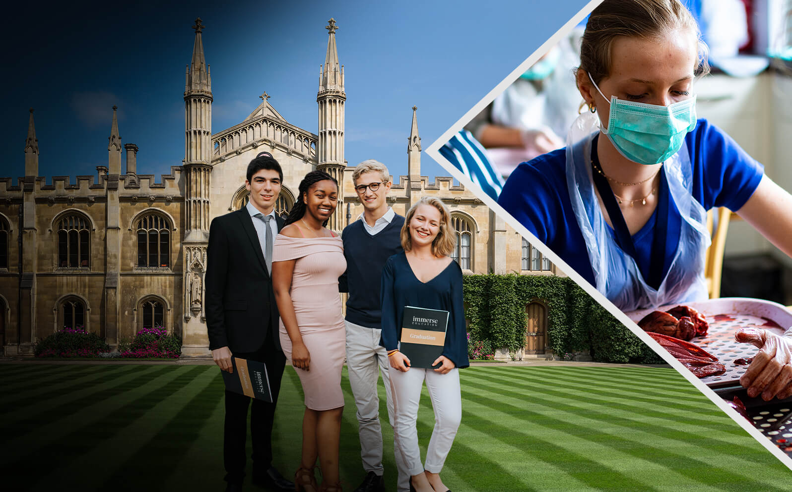 Cambridge Medicine Summer Program for Ages 16-18