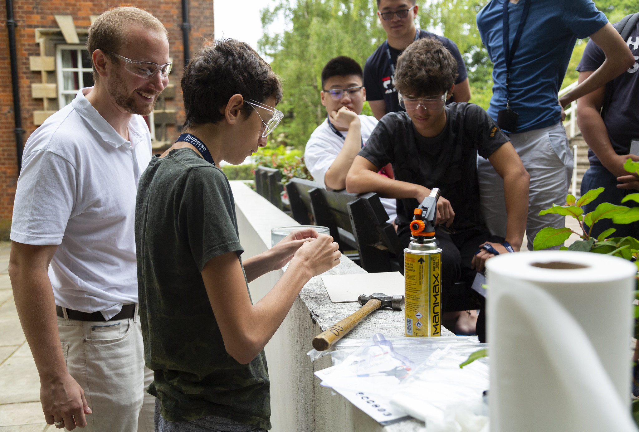 Engineering Summer School in Cambridge
