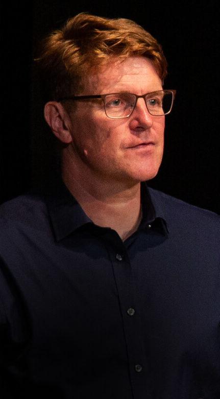 Dr Nigel Warburton - Guest Speaker at Immerse Education
