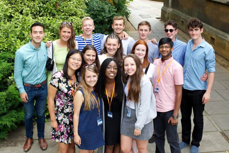 cambridge immerse mentors summer