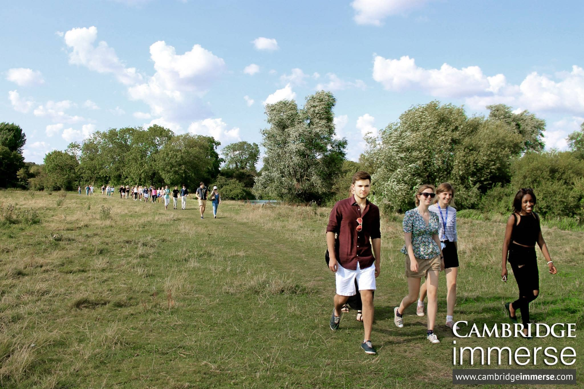 Session 1 Walk to Grantchester