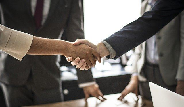 Building good relationships with your colleagues and higher-ups