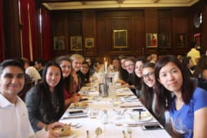 Formal at Somerville College