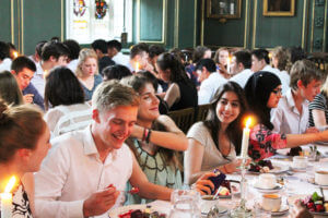 cambridge dining