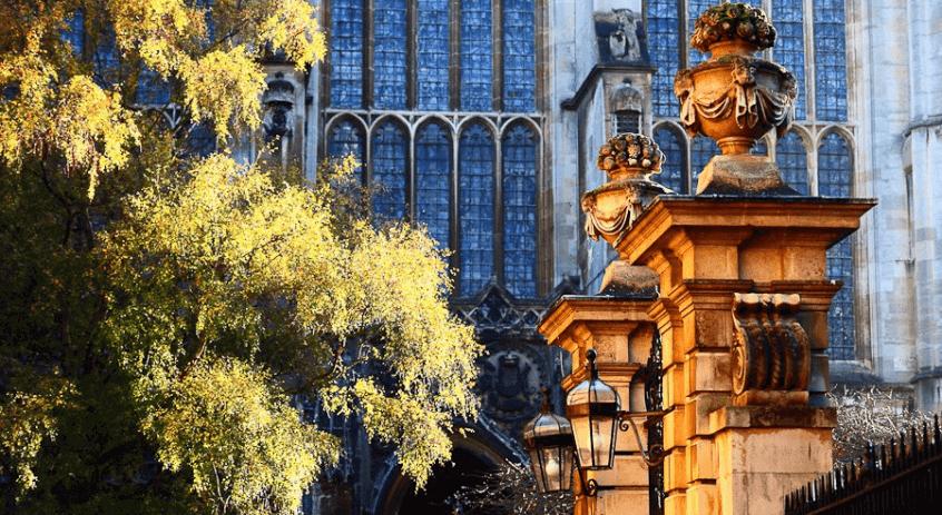Goodbye Cambridge