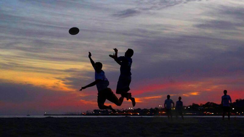Sports and Ultimate Frisbee