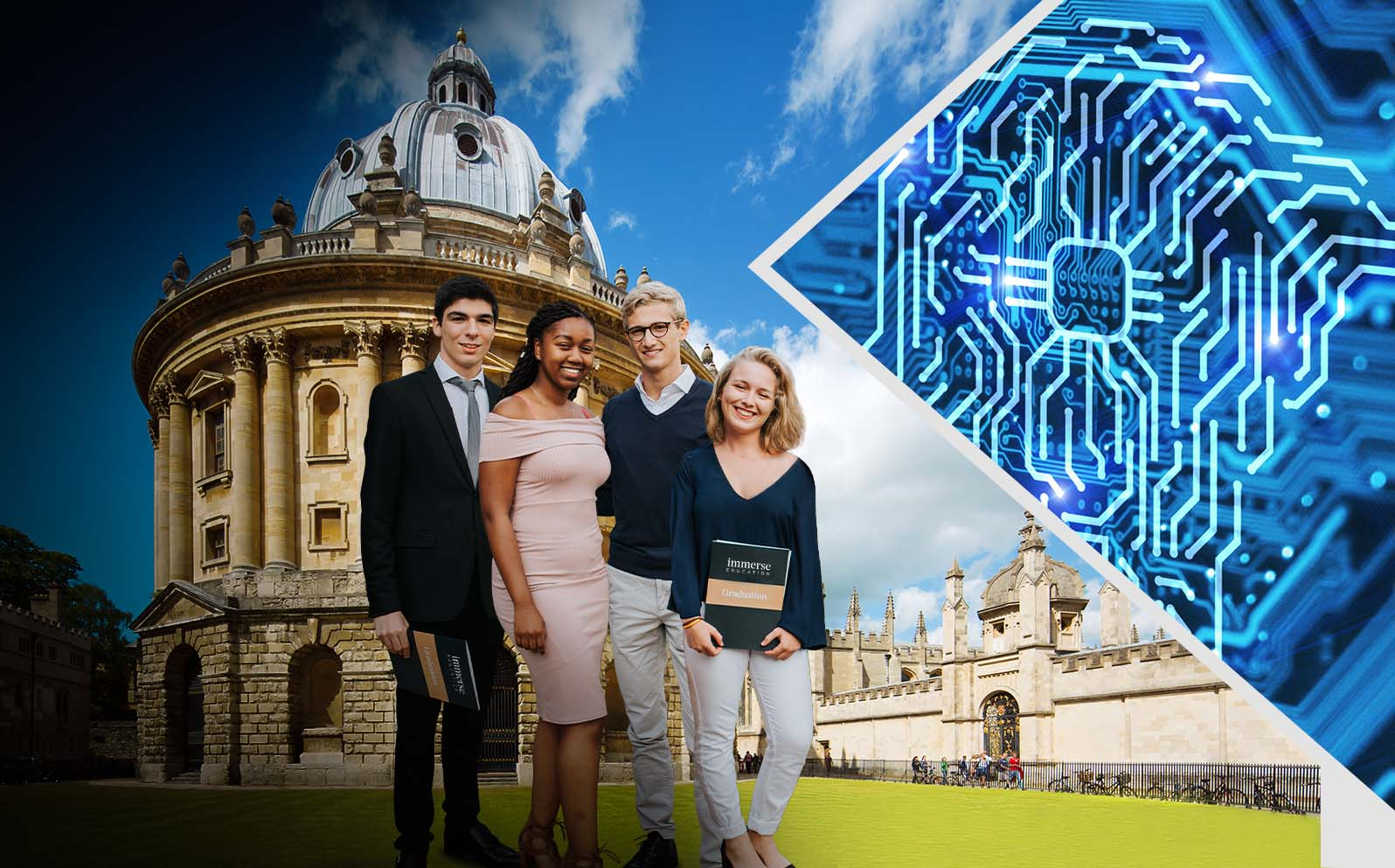 Oxford Architecture Summer Program for Ages 16-18